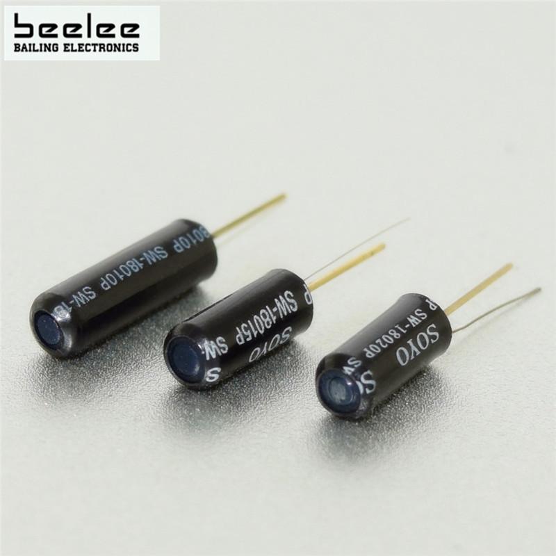 10 Pcs SW-18015P Electronic Vibration Sensor Switch JL