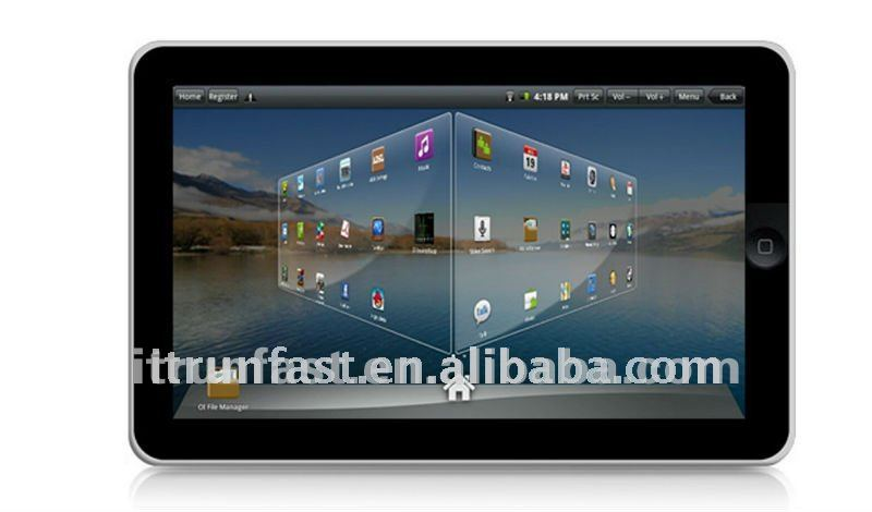 2012 Upgrade !10 inch 3G GPS WIFI Tablet PC