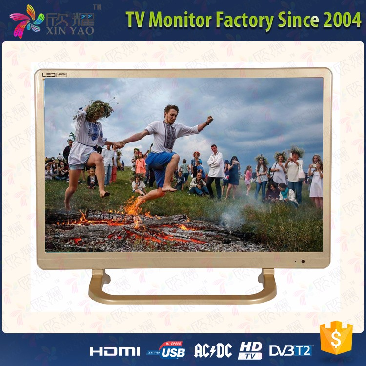 Oem Accepted High Quality New Promotion Free Sample Lcd TV Led TV 13.3 16 19 22 24 28 32 Inch Manufacturer From China