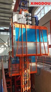 Construction Material Platform Lift With Building Lift Price - Buy Man Lift  Price,Electric Platform Lift,Industrial Platform Lift Product on