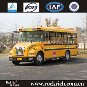 stop sign on school bus--Dongfeng new/diesel/safe/best quality EQ6666S4D