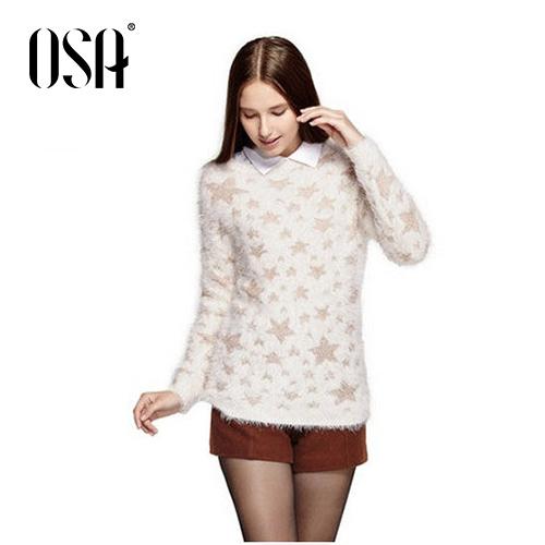 On Sale! OSA 2015 Women Winter Bottoming Sweater Long ...