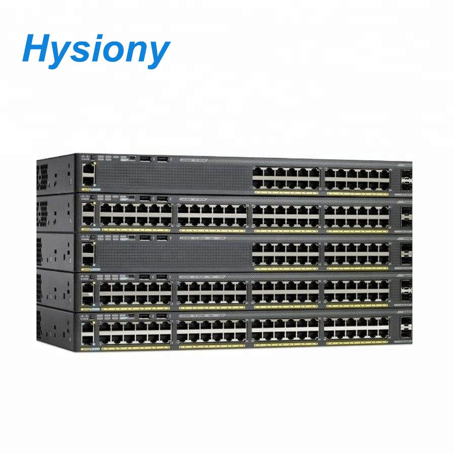 2 Pieces NEW Sealed Cisco C3850-NM-4-1G 4 x Gigabit Ethernet network modules