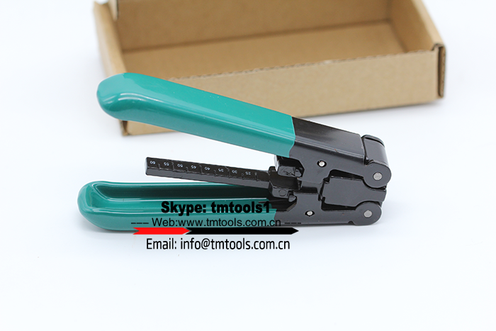 Durable Faveroble Price Fiber Optical Flat Cable Stripper/ Handheld ...