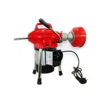 Jingri Electric Drain Pipe Cleaning Machine Sewer Cleaner For Sale