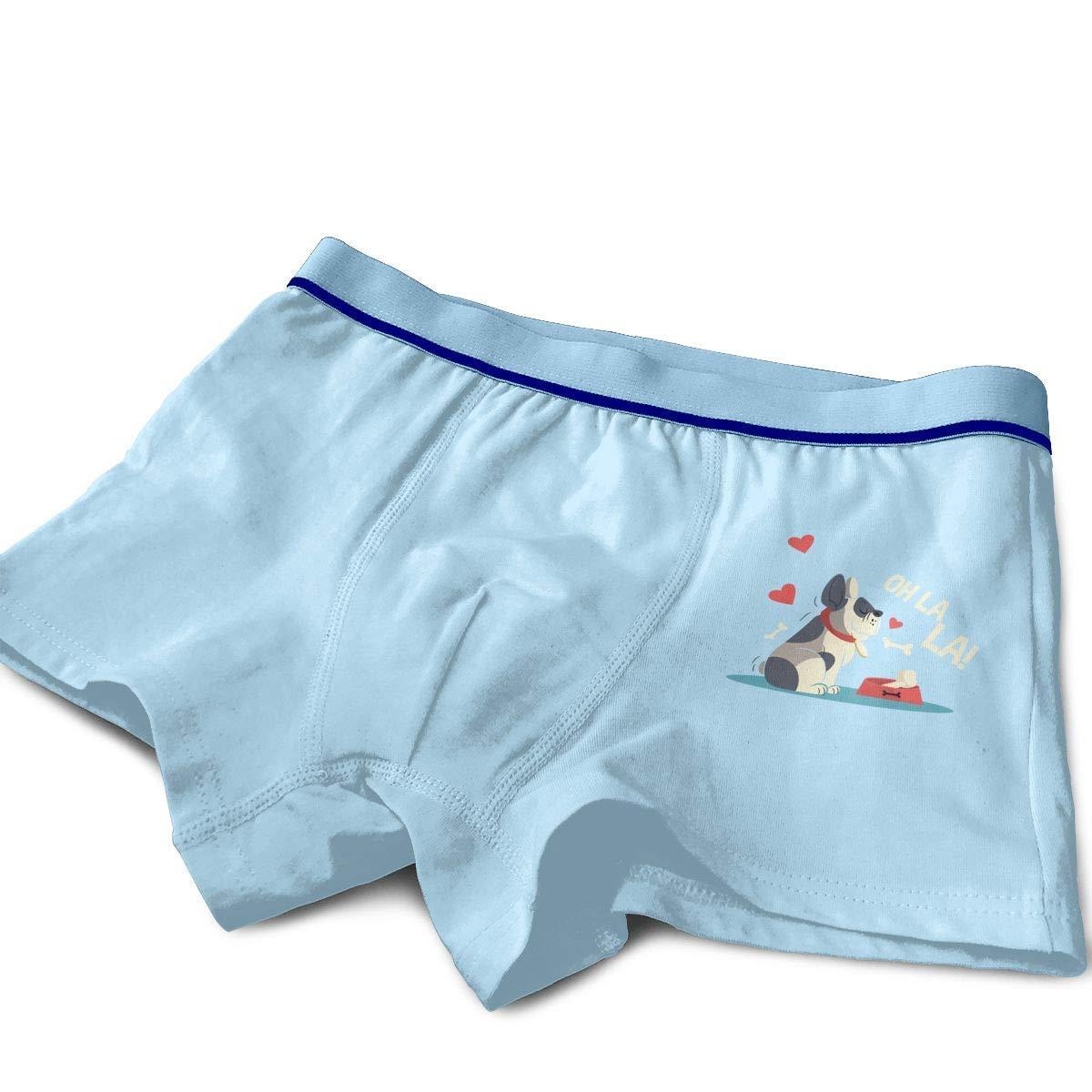 c70ce64df Get Quotations · Neikuqsn Pitbull Teen Solid Color Cotton Tagless Underwear  Boxer Panties
