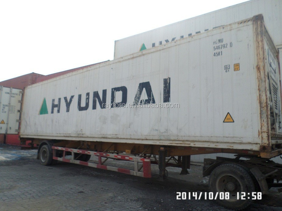 Thermoking reefer container