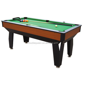Small Size Pool Table With Plastic Corner And Special Legs