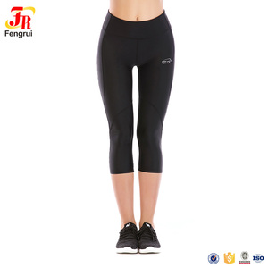 Seamless comfort and freedom horse riding pants latex women thermal leggings
