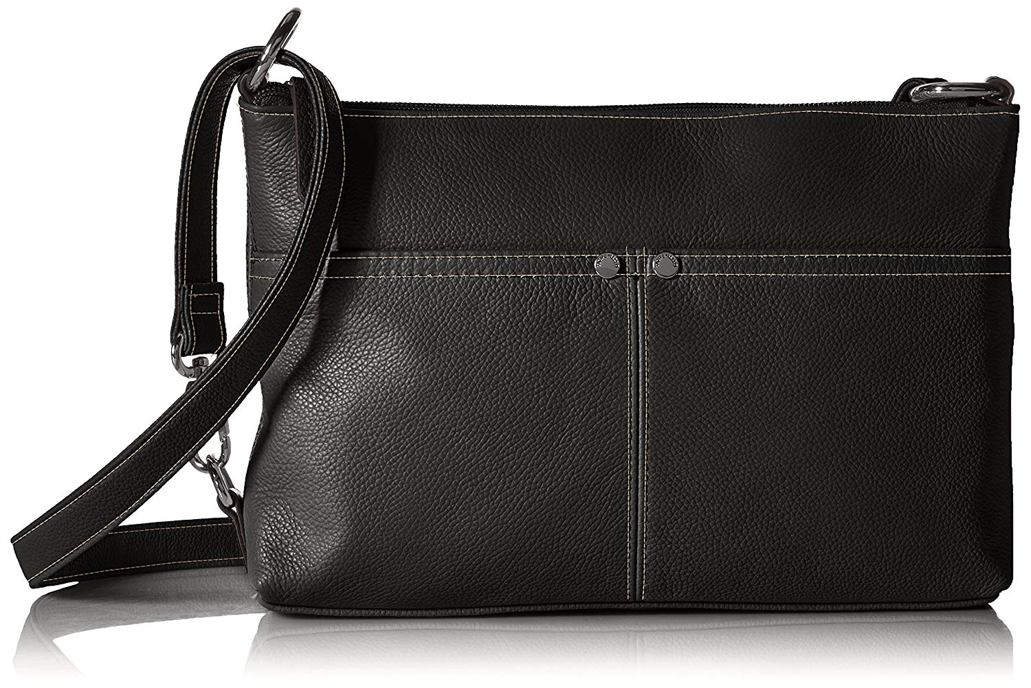 8711c145d Get Quotations · Tignanello Heritage E/W Rfid Protection Cross Body Bag