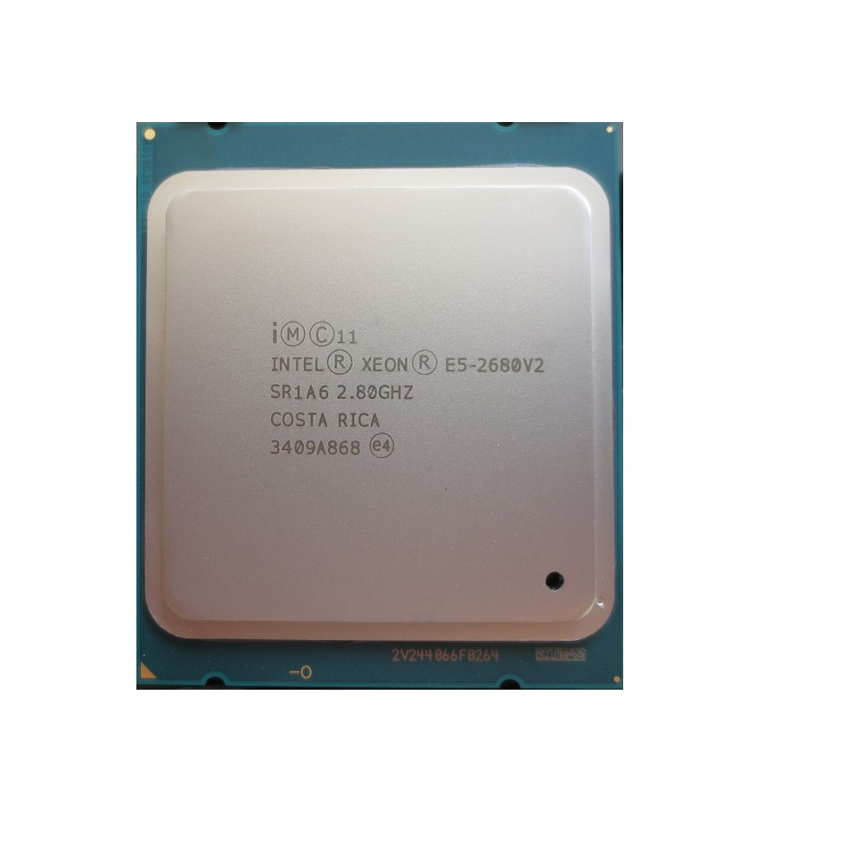 Good Price! Processor Intel Xeon E5-2680 <strong>V2</strong> <strong>10</strong> Core 2.8GHz Server CPU