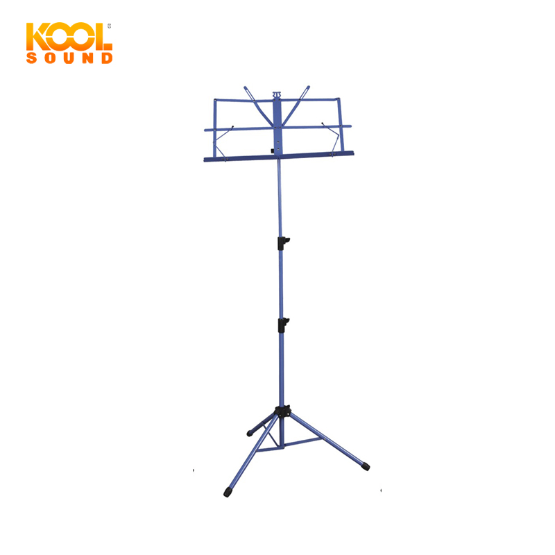 BS-1BU Music Sheet Stand in carry bag packed in color box