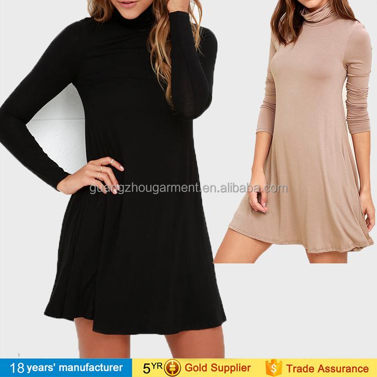 Mini vestidos casuales