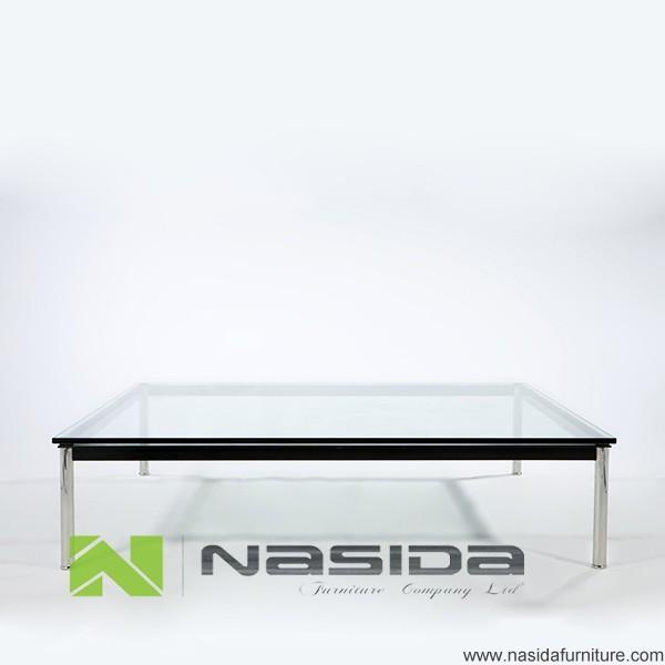 rplique le corbusier tl073 lc10 table basse