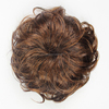 Fashionable New Style Light Brown Hair Bun