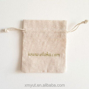 cheap small importer of jute shopping drawstring bag/jute pouch for rice manufacturers