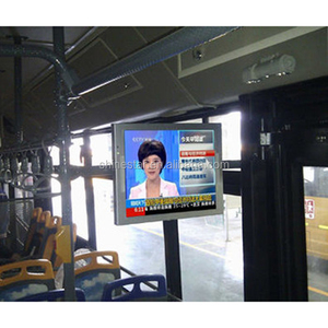 24 Inch High Quality 4G Android Bus Advertising Screen