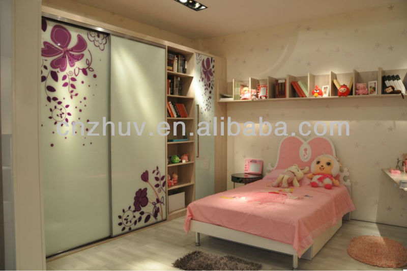 Lovely Kids Bedroom Wardrobe Design Children Small Designs Product On Alibaba