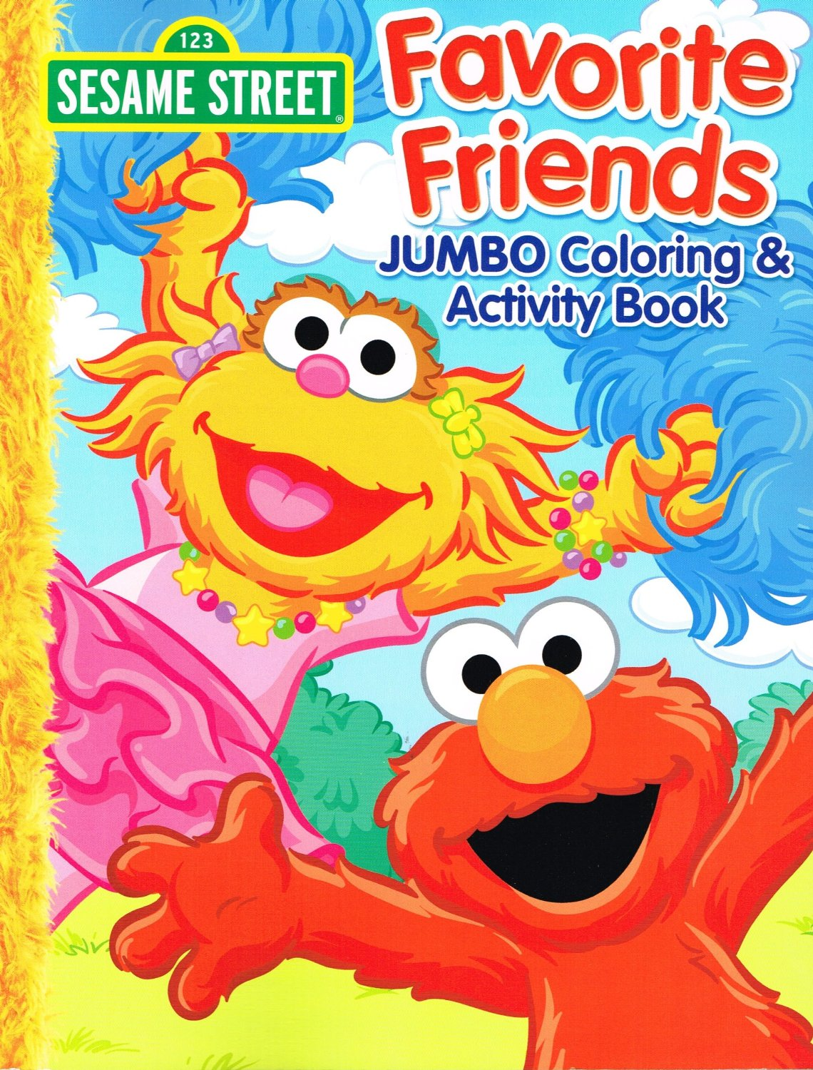 Buy Sesame Street Coloring and Activity Books (2 Pack) Set - \