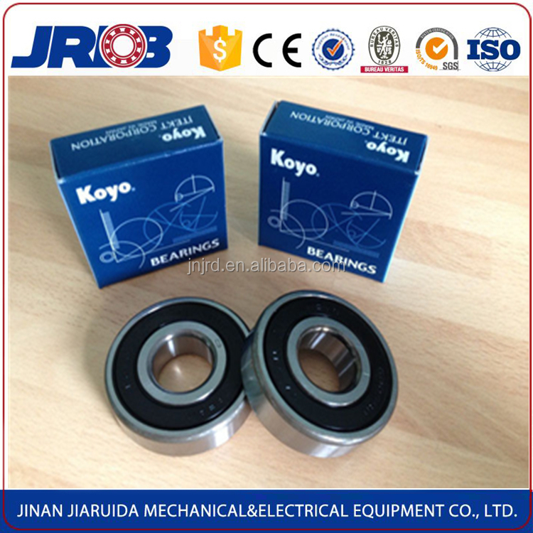 High precision koyo deep groove ball bearing 6302 rmx for automobiles