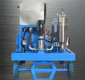 coal and mine water injection high pressure cleaner triplex plunger high pressure pump