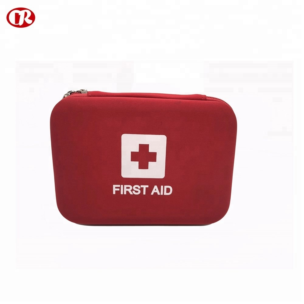 Printing logo custom empty eva case widely use emergency travel first aid kit