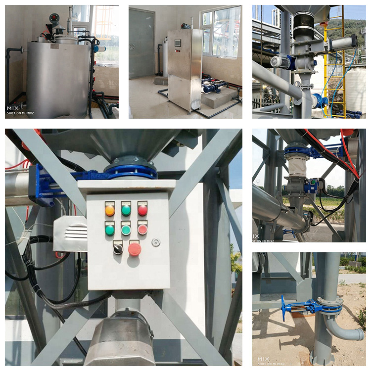 Vibratory Bowl Auger Powder Feeding System