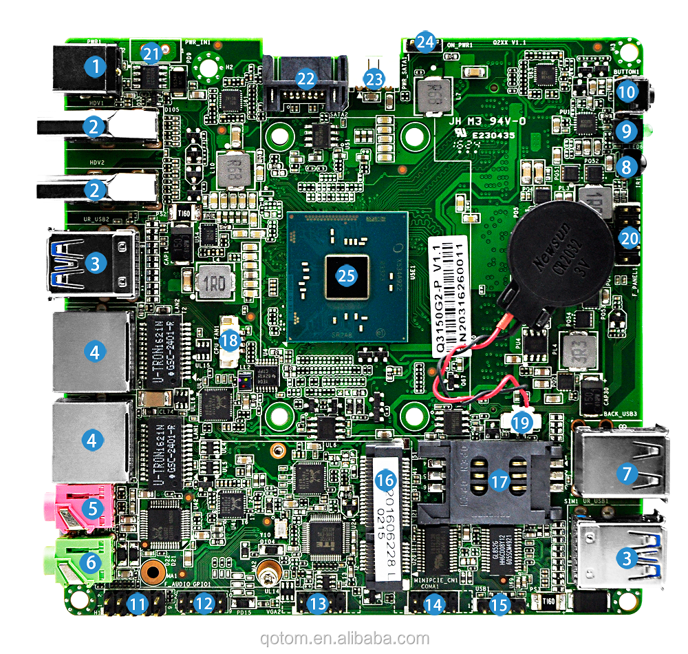 Fanless Cpu Motherboard Quad Core N3150 Itx - Buy Nano Itx Motherboard,Mini  Itx Motherboard,Lvds Mini Itx Motherboard Product on Alibaba com