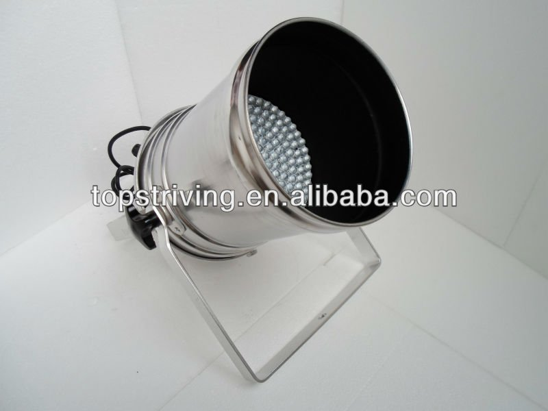 LED par 64 long housing 168-10mm professional tage lighting
