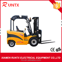 1.8ton AC Motor Power Souce and Powered Pallet Truck Type 4 wheel enectric forklift