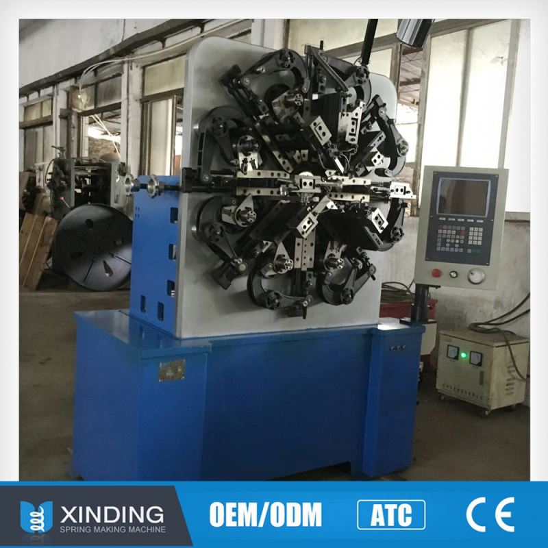 Top Class Best Design Good Price Spring Making Machine