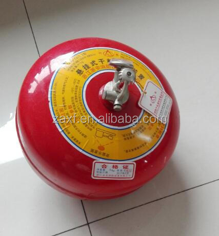 8kg hanging abc dry powder fire extinguisher