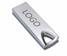 Oem Wholesale Metal Usb Flash Drive 8Gb 16Gb 32Gb 64Gb Logo Printing