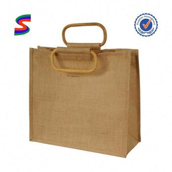 Plain Jute Bags Design Jute Shopping Bag - Buy Design Jute ...