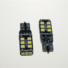 Model baru <span class=keywords><strong>Mobil</strong></span> LED Light 12 V 24 V 15 W Canbus 3535 T10 LED