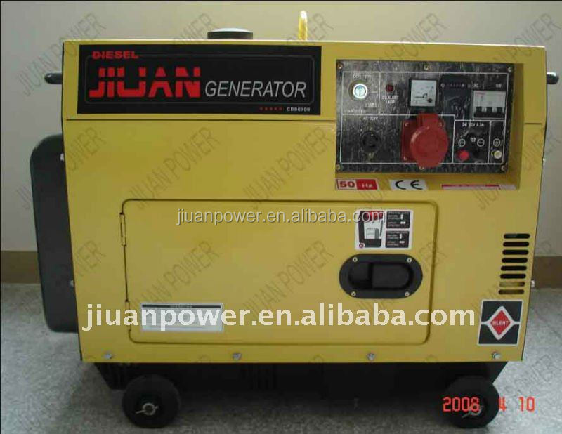 5kva Silent Diesel Power Plant 5kw Closed Type Generator Set Prices wind generator home