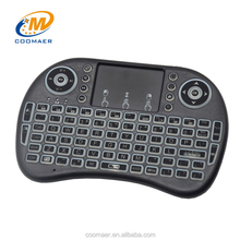 Customize 2.4G Wireless Desktop Laptop Rechargeable Touch Light Gaming Mouse And Keyboard Combo for HP
