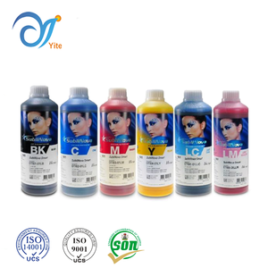 Korea inktec sublinova smart water based dye digital sublimation ink for cotton fabric transfer printing