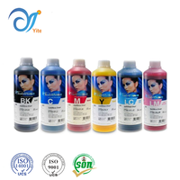 Wholesale Korea inktec sublinova smart water based dye digital sublimation ink for cotton fabric transfer printing