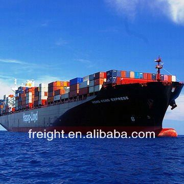 Discount shenzhen container logistics service to CANADA