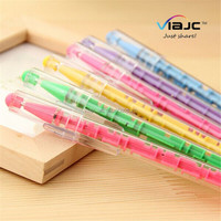 Novelty puzzle maze ball pen for children