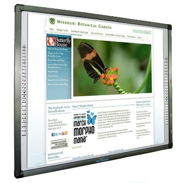 Tacteasy aluminium frame for cheap Interactive whiteboard best price
