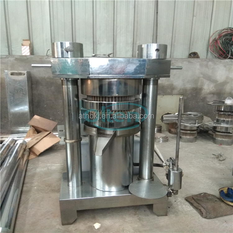 Gold quality New design 6YZ-150 hydraulic type coconut oil filter press machine