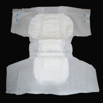 Not free sample adult diaper simply