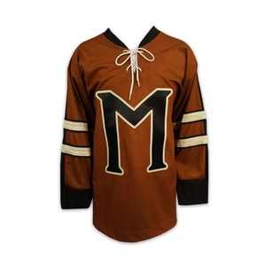 Good price hot sale custom cheap european hockey jersey