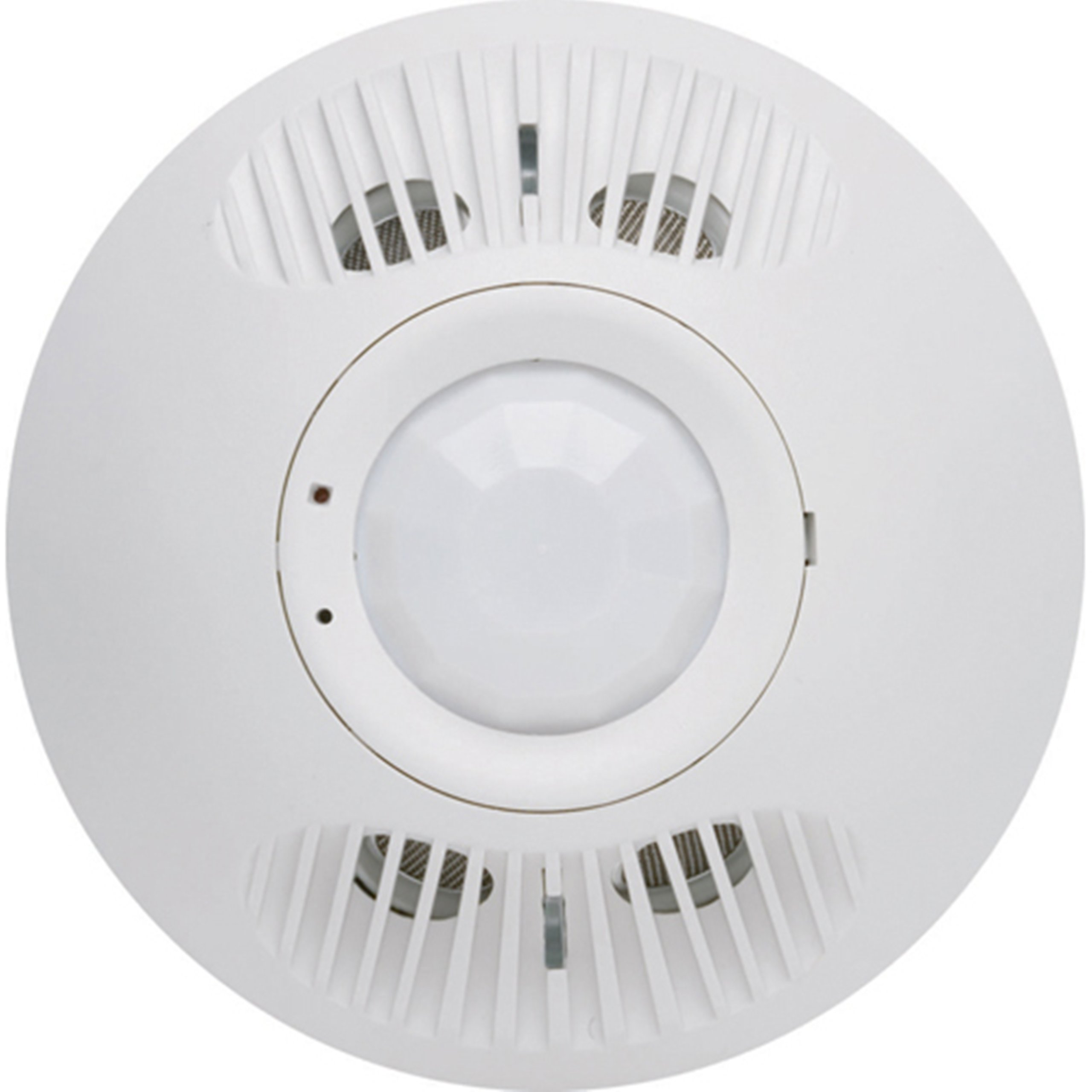 Hubbell Building Automation OMNIDT500 Digital Passive Infrared and Ultrasonic Ceiling Occupancy Sensor, 500-Square-foot Range