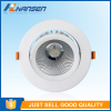 High power 8w 15w 20w 30w led cob ceiling light 2400lm round shape cob ceiling down led lights