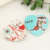 Discount VOGRACE cheap OEM custom loveky cute cartoon anime heart tinplate badge promotional plastic button badges pins for gift