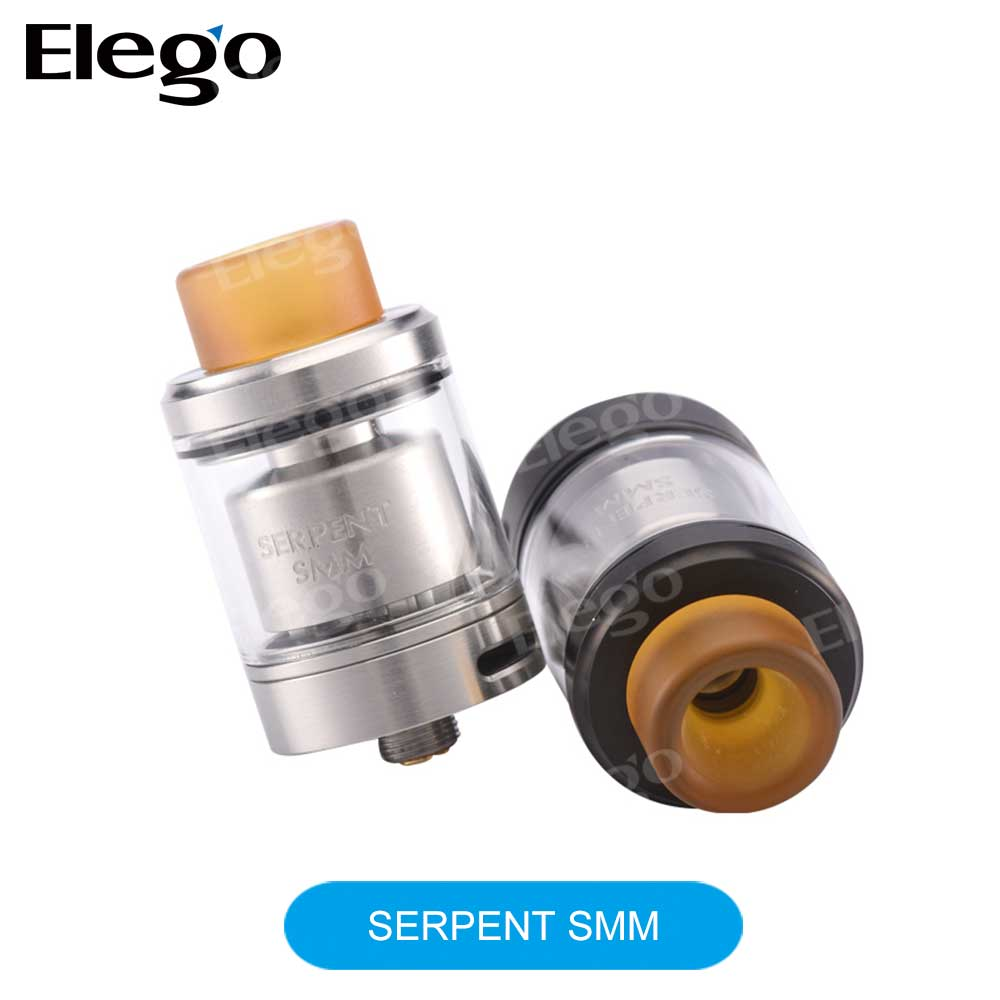 2017 Elego New arrival Wotofo Serpent SMM RTA Tank