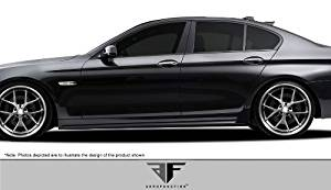 2011-2015 BMW 5 Series F10 4DR AF-2 Side Skirts ( GFK ) - 2 Piece